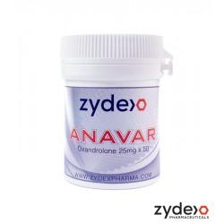 Anavar 50x25mg