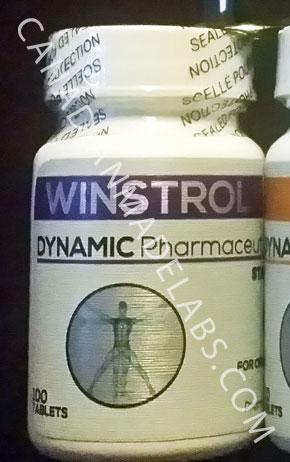 WINSTROL 25 MG - Dynamic Pharmaceuticals