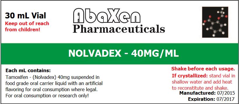 Nolvadex 40mg/ml