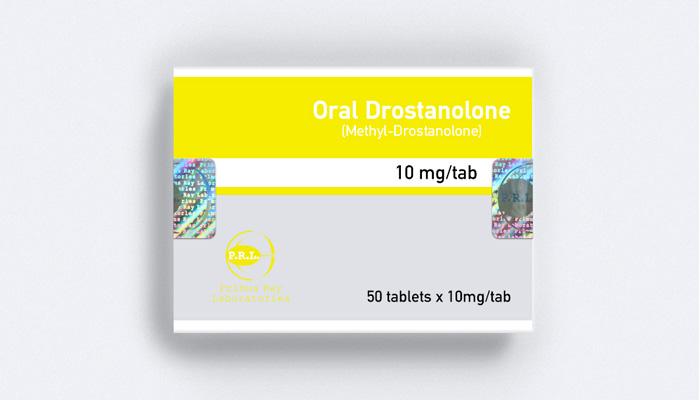Oral Drostanolone