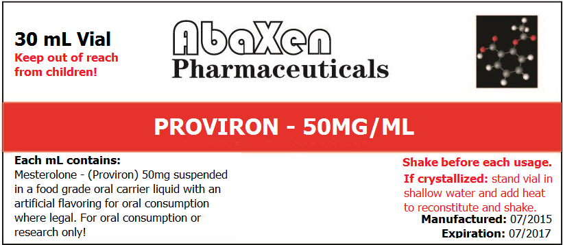 Proviron 50mg/ml