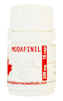 Modafinil 18 Caps 200 mg