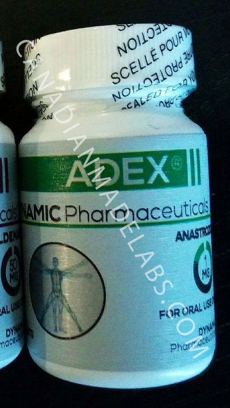 ADEX 1MG - Dynamic Pharmaceuticals