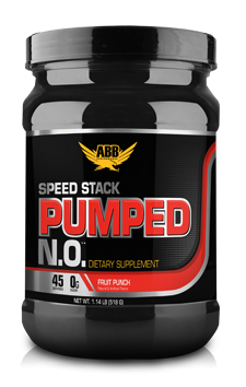 Speed Stack Pumped N.O. Powder