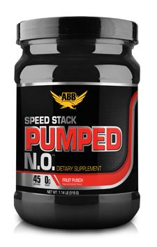 Speed Stack Pumped N.O. Powder