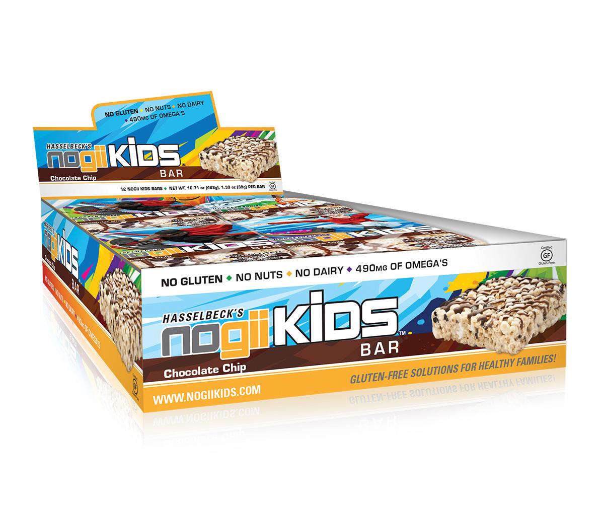 Chocolate Chip Kids Bar