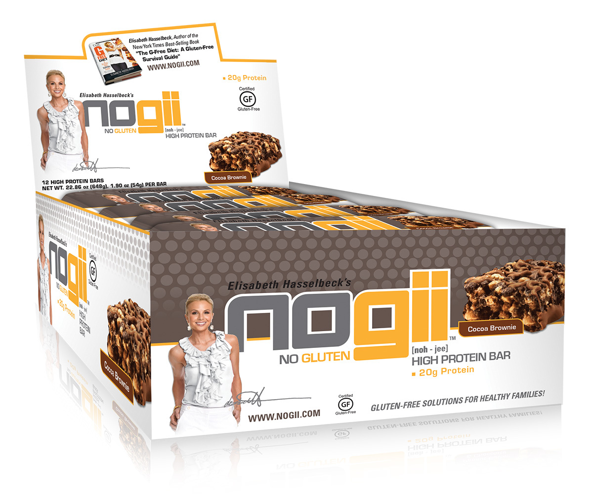 Cocoa Brownie High Protein Bar