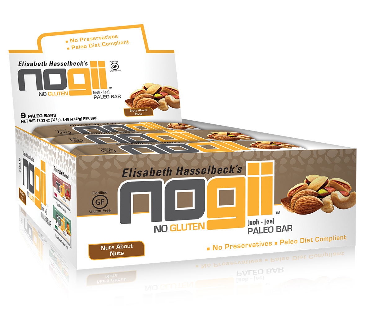 Paleo Bar Nuts About Nuts