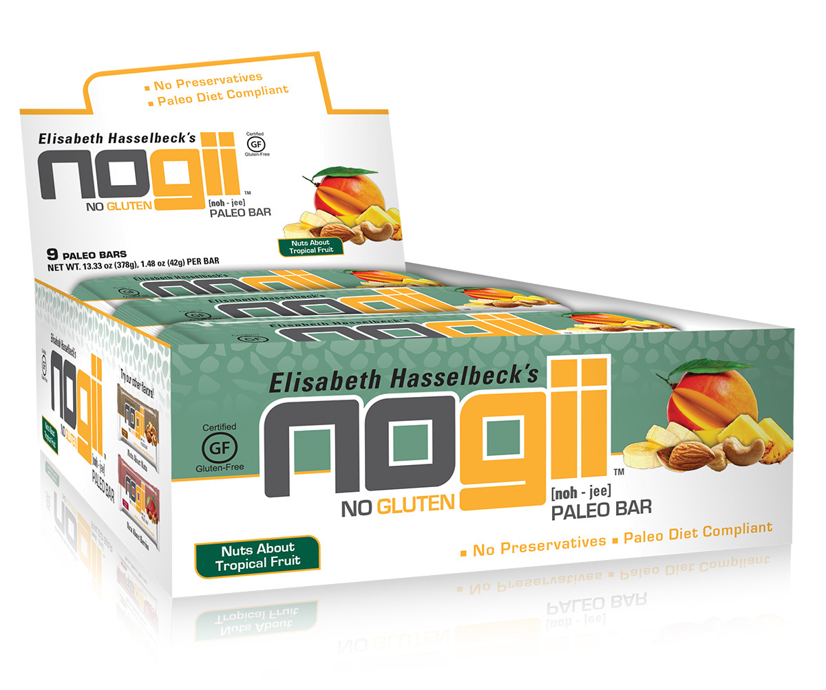 Paleo Bar Nuts About Tropical Fruit