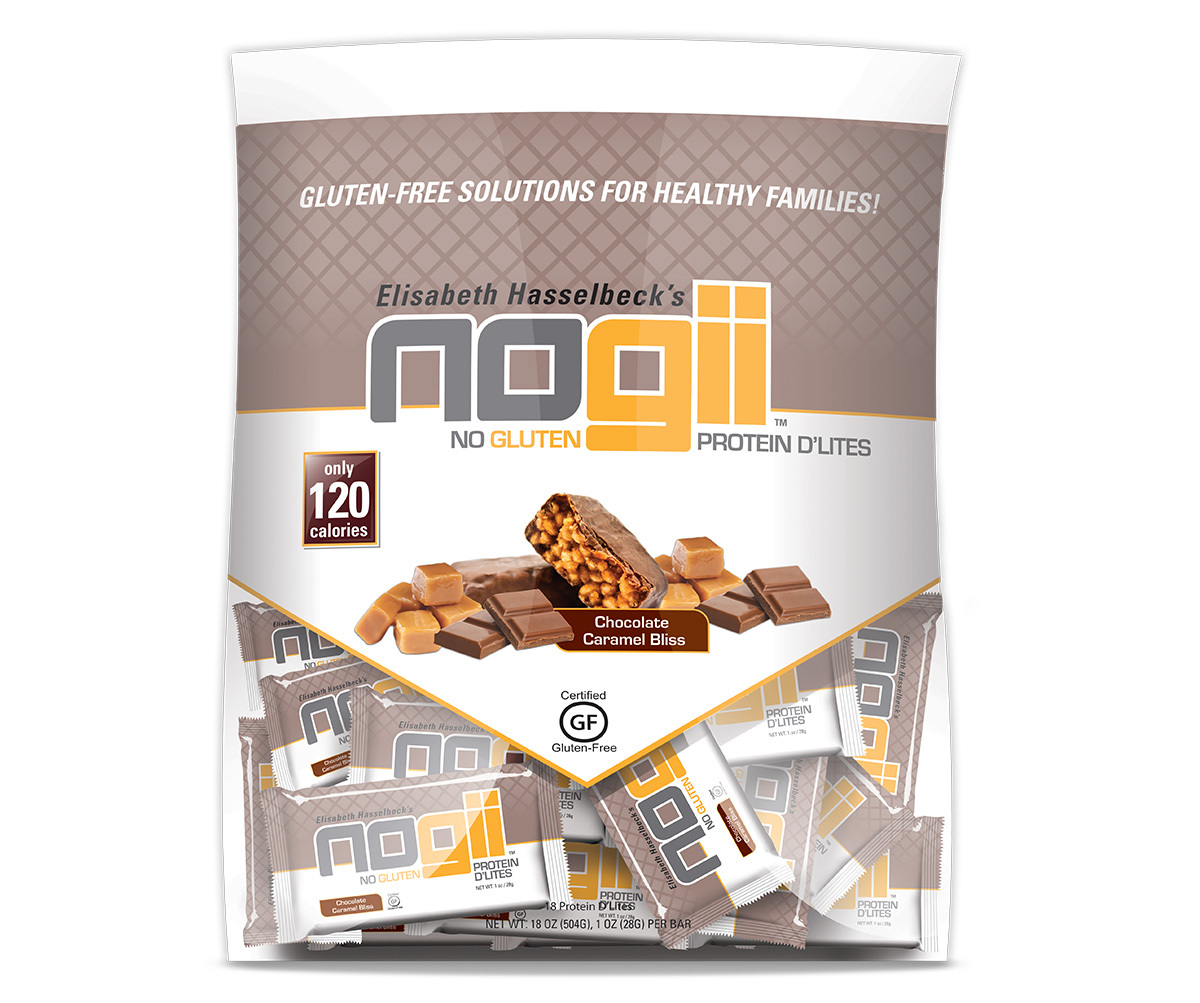 Protein D'Lites Chocolate Caramel Bliss