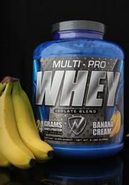 Multi Pro Whey Isolate Banana