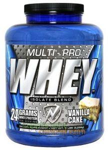 Multi Pro Whey Isolate Vanilla