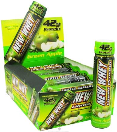 New Whey Liquid Protein Green Apple