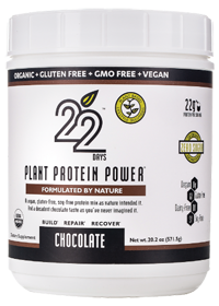 Plant Protein Power Chocolate
