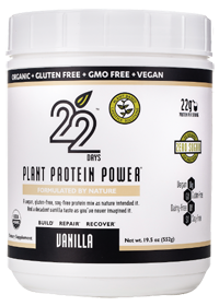 Plant Protein Power Vanilla