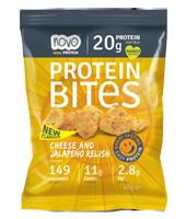 Protein Bites Cheese & Jalapeno Relish
