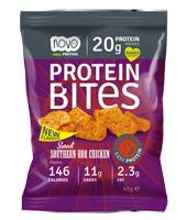 Protein Bites Sweet Southern BBQ Chicken
