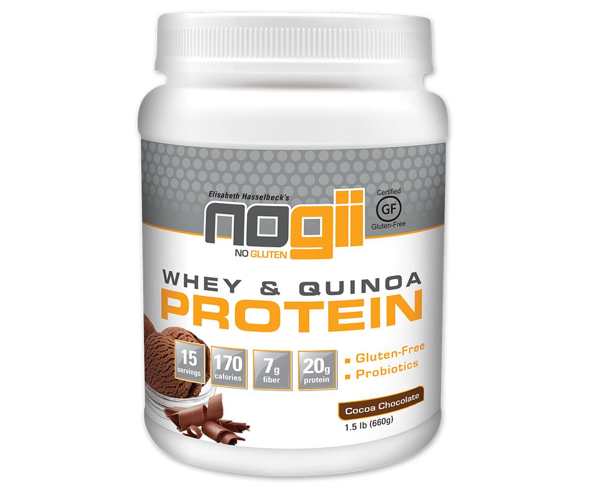 Whey & Quinoa Protein Cocoa Chocolate