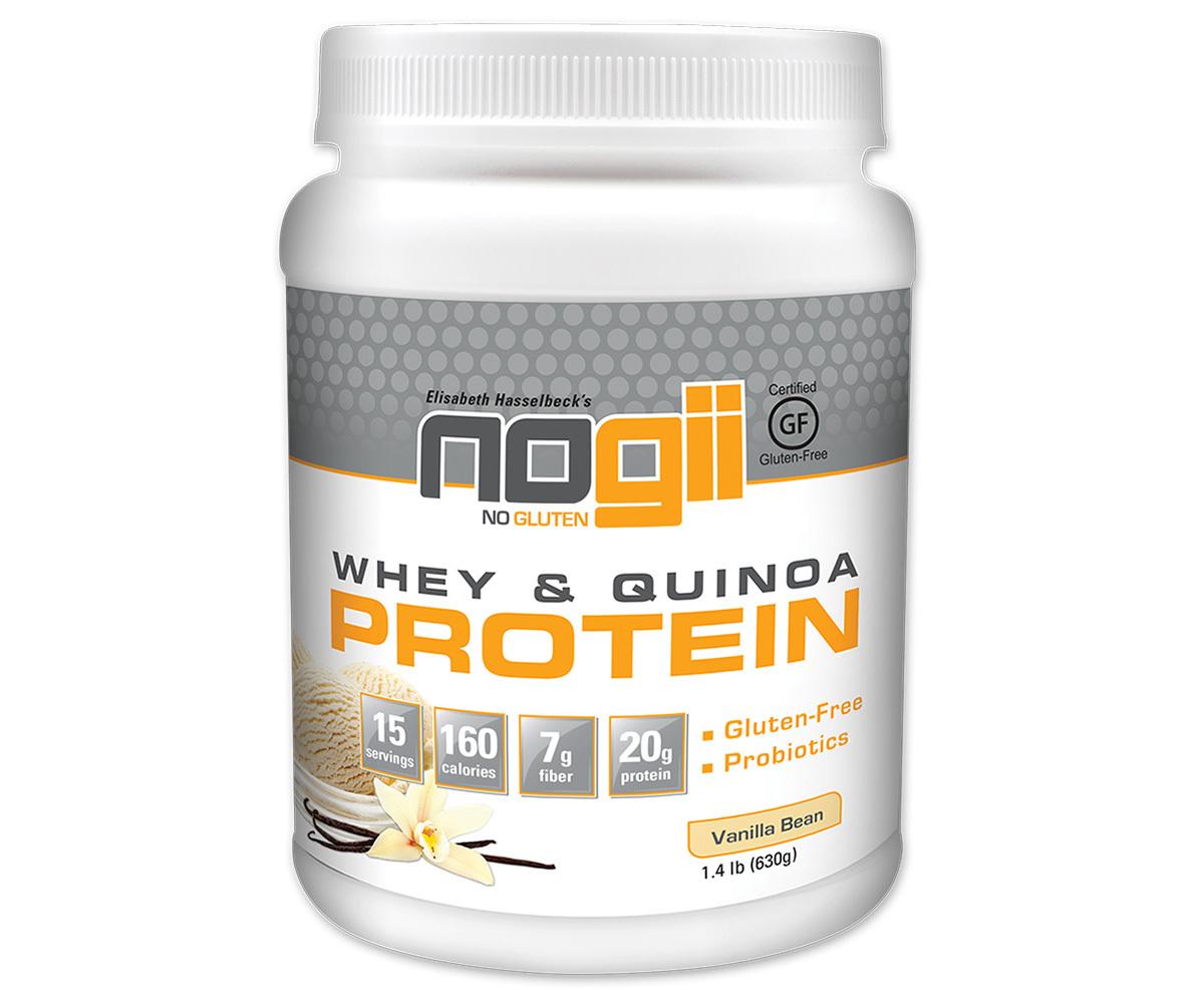 Whey & Quinoa Protein Vanilla Bean