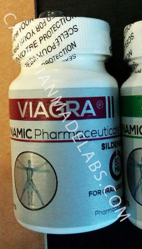 VIAGRA 50 MG - Dynamic Pharma
