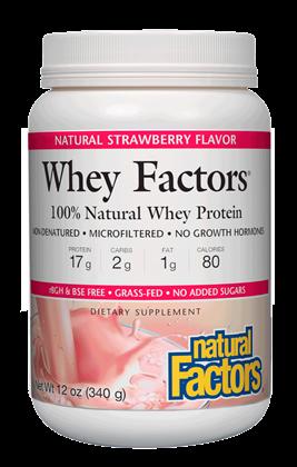 Whey Factor Strawberry