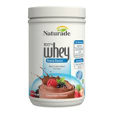 100% Whey Protein Booster Chocolate