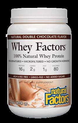 Whey Factor Chocolate