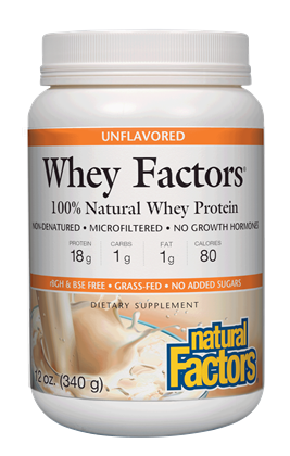 Whey Factor Unflavored
